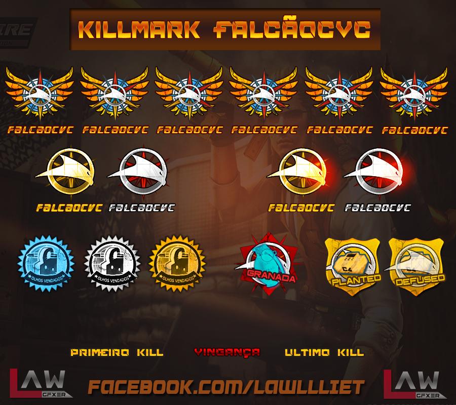 Killmark FalCaoCVC