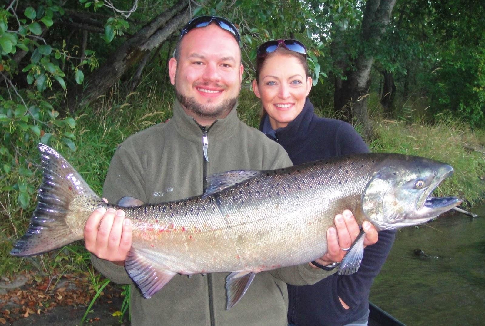 Your rogue river fishing guide 39 s fishing trip report for Rogue river fishing guides