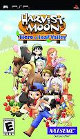 Harvest Moon: Hero of Leaf Valley – PSP