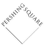 Pershing Square, a hedge fund run by William Ackman