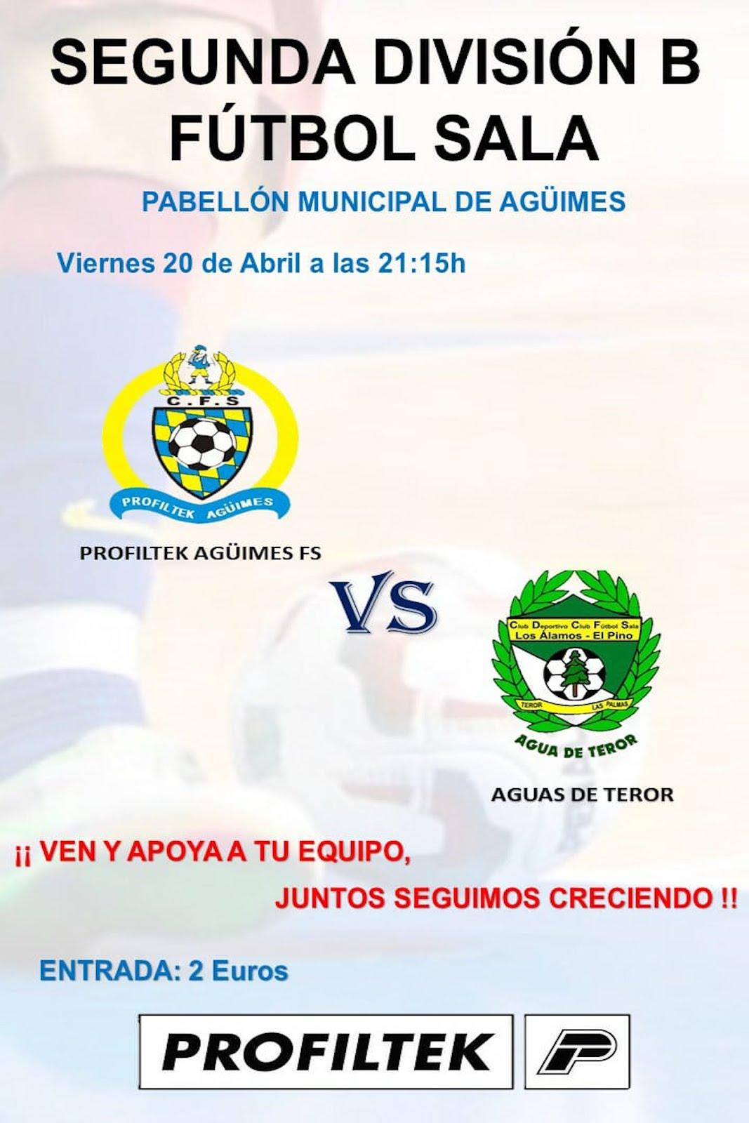 Fútbol Sala 2ª División B