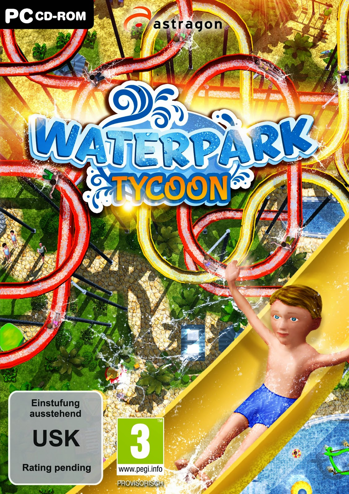 Water Park Tycoon Working
