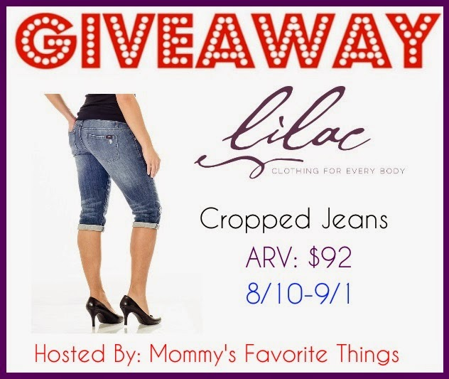 Enter the Lilac Clothing Giveaway. Ends 9/1.