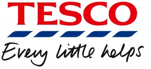 Tesco, a British supermarket and retail company