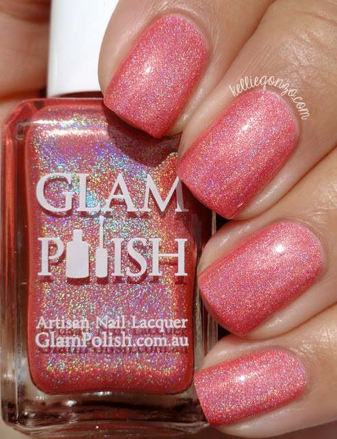 "Glam Polish Can You Please Spell ""GABBANA"""