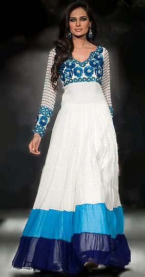 Beautiful Anar kali Dresses Designs & Pics ! - Indian Fashion - Zimbio