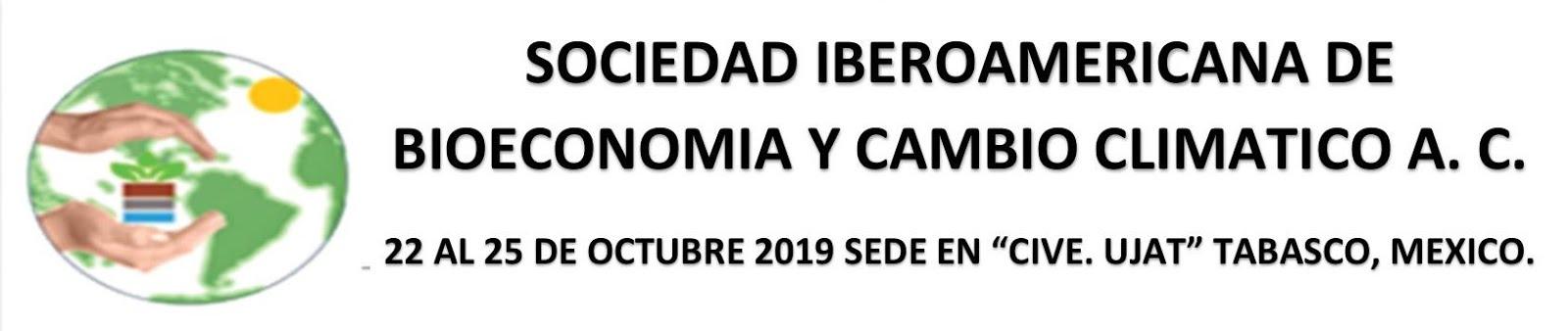 SEGUNDO CONGRESO IBEROAMERICANO DE BIOECONOMÍA Y CAMBIO CLÍMATICO 2018