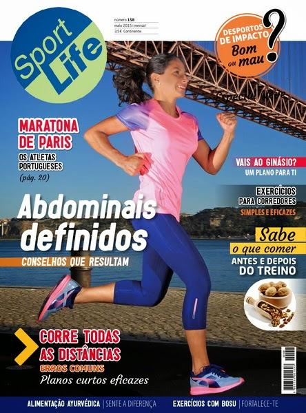 Sport Life Portugal – Nº 158 Maio (2015)
