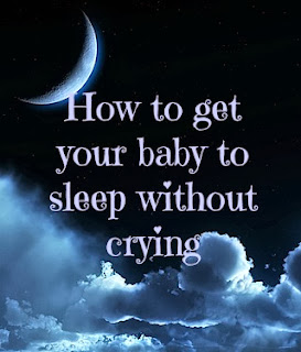 The best books to teach your baby to sleep through the night without crying. It is possible!