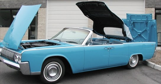 Lincoln Continental Convertible Late 1963 And 1964 Automatic Rear Windows Wiring Diagram