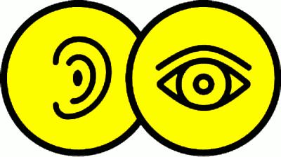 Døv/blind