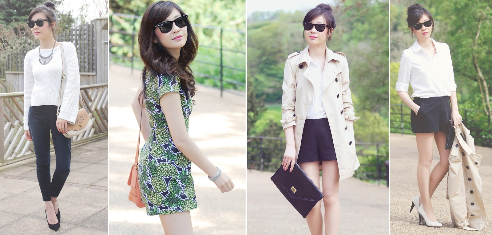 20 Of My Favourite Outfits Temporary Secretary Uk Fashion Beauty Blogger