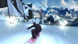 Un juego de Habilidad en la Nieve
