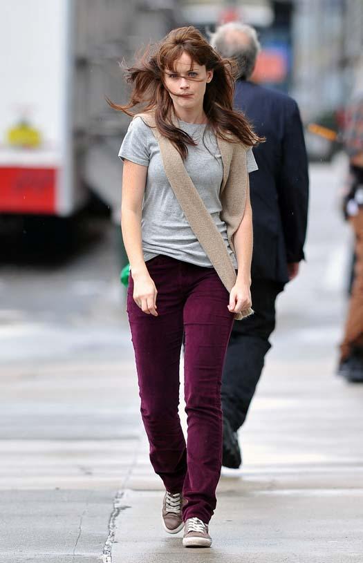 Alexis Bledel Street Style | www.pixshark.com - Images ...