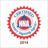 National Notary Association Certified Notary Signing Agent