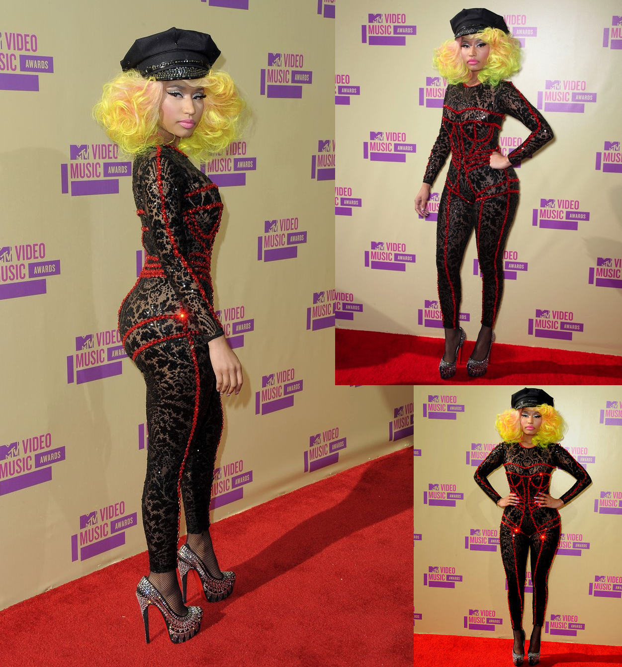 The rest is still unwritten: MTV Video Music Awards 2012