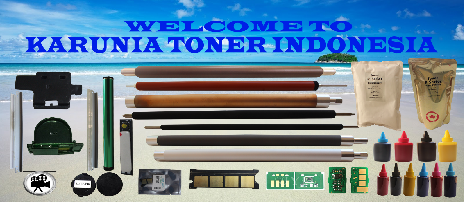 WELCOME TO KARUNIA TONER INDONESIA