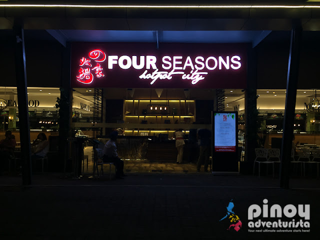 Restaurants at SM Mall of Asia MOA by the Bay