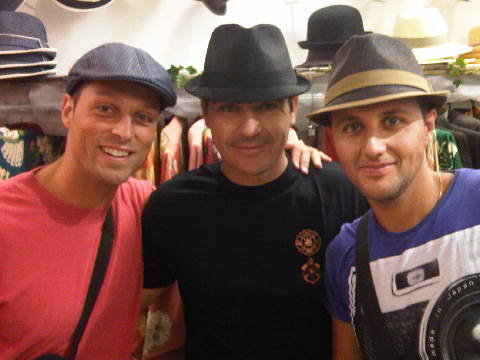Pub or Flat Cap and Fedoras in New York City