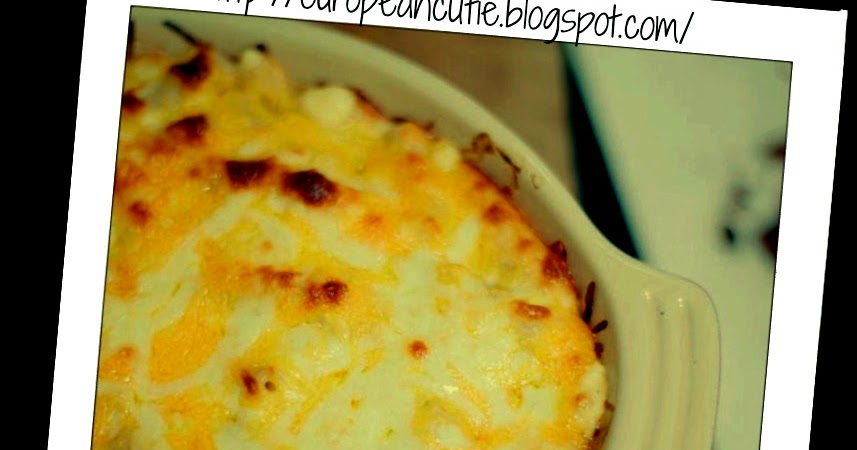"""""""skinny"""" low carb mac and cheese ♥"""