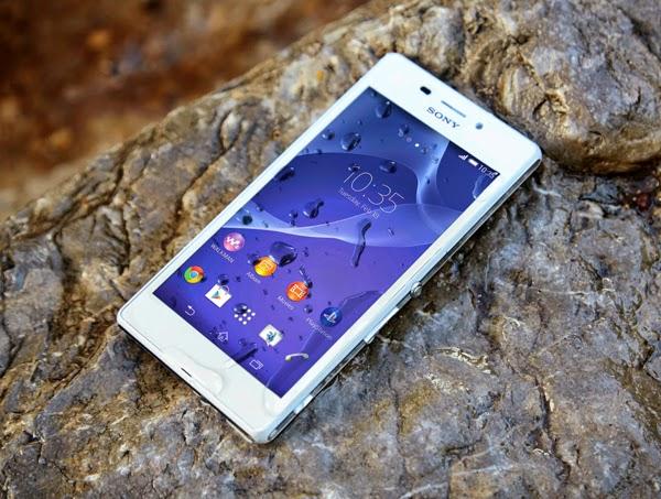 Sony Xperia M2 Aqua | Smartphone yang Bisa Renang?