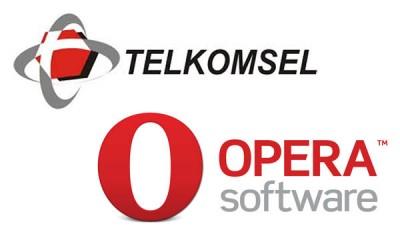 Opera-Telkomsel Luncurkan Layanan Opera Web Pass