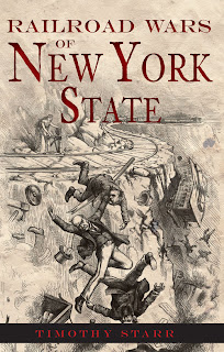 The Railroad Wars of New York State