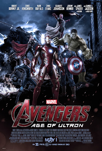 Avengers: Age of Ultron (BRRip 720p Dual Latino / Ingles) (2015)