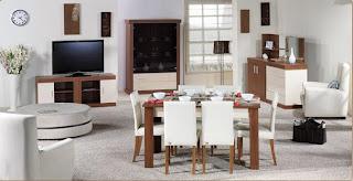 kilim erciyes yemek odasi takimi Tepe Home mobilya yemek odası takımları modern ve estetik