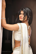 Alekhya Latest Photos in Saree at Donga Prema Audio-thumbnail-17