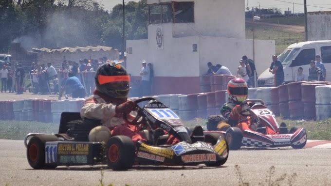 Se suspendió el Kart Regional en Balcarce