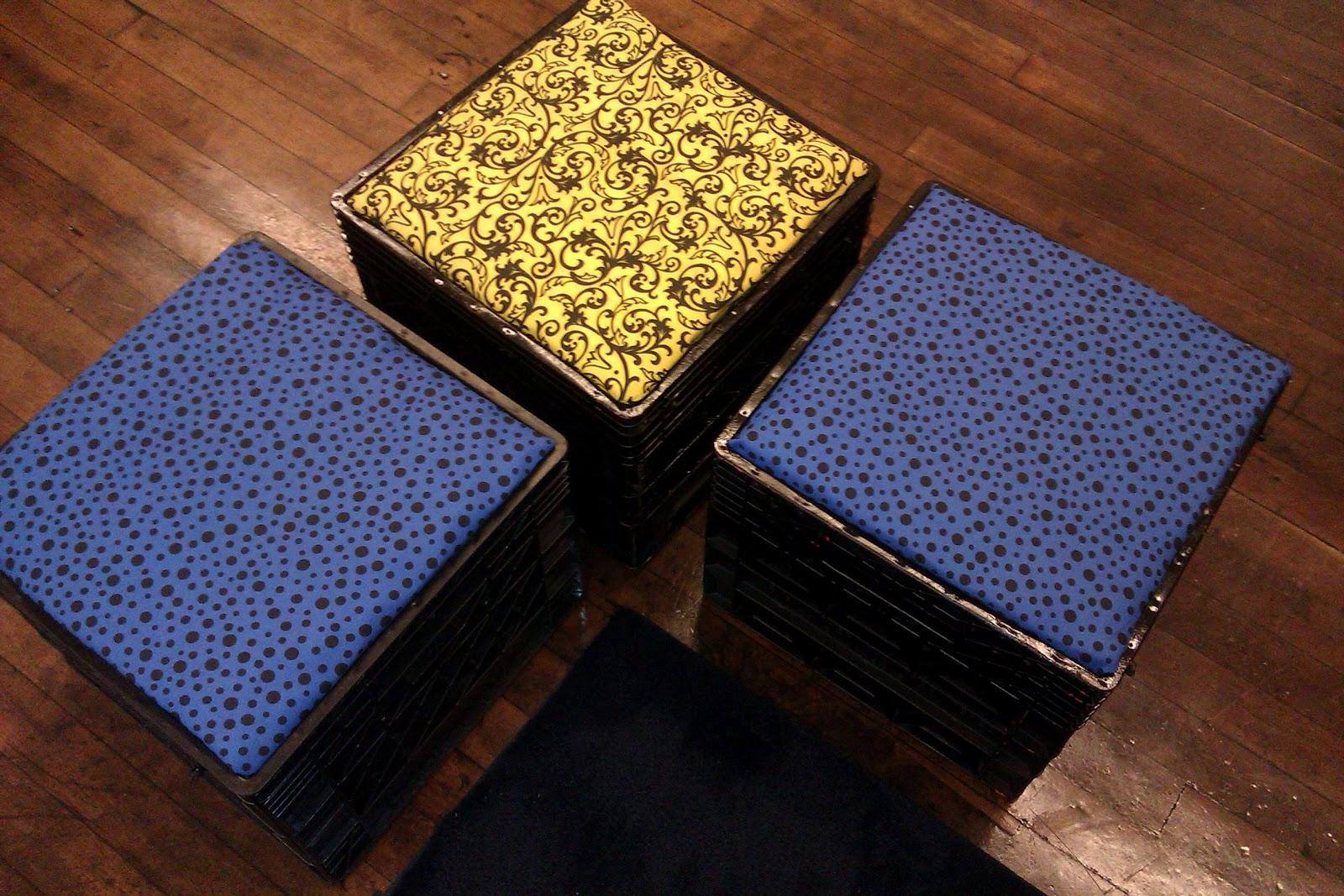Cruzin through wbt diy milk crate ottoman diy milk crate ottoman geotapseo Image collections