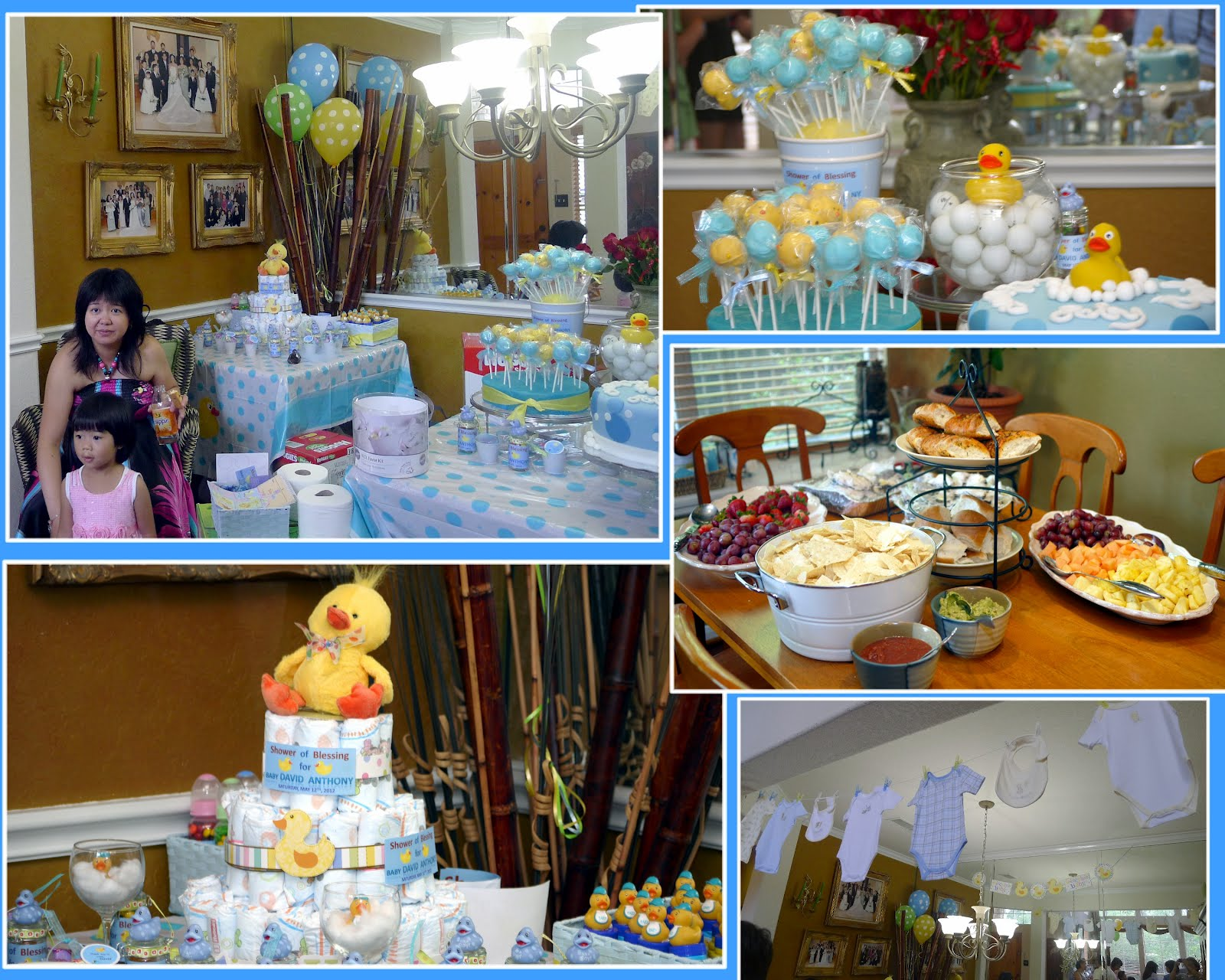 Maricar's Baby Shower {Welcome Baby David}
