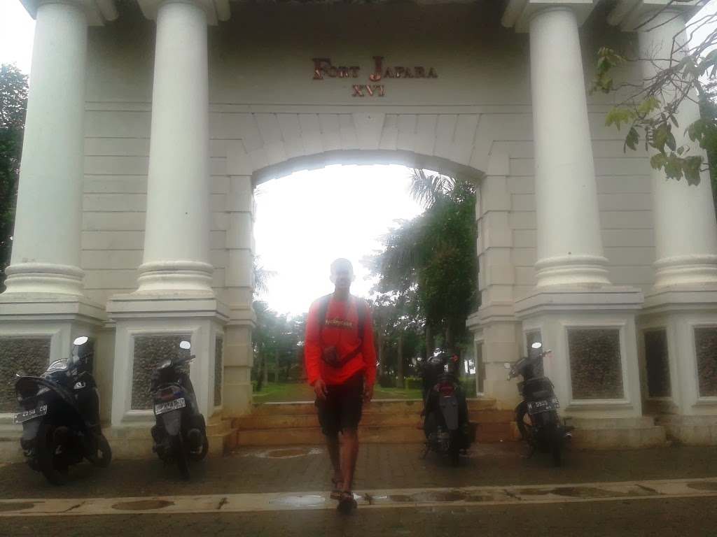Menapaki jejak di Benteng VOC Jepara