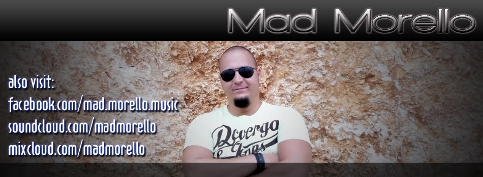 DJ & Music Producer: Mad Morello