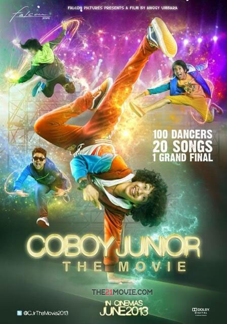 Download Movie : Coboy Junior The Movie