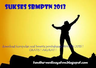 Download Kumpulan Soal SBMPTN