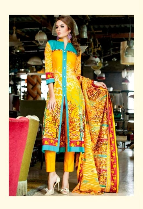 Riwaj Lawn Vol-2 Summer 2014