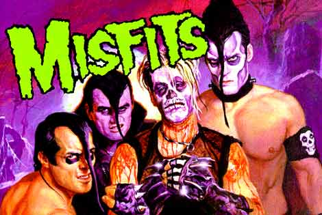 misfits devilock hair - Penelusuran Google | Music | Pinterest ...