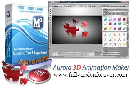 Aurora 3d Animation Maker Latest With Crack Keygen For Pc