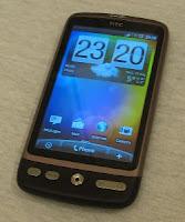 Bild: HTC Desire (Handy / Smartphone)