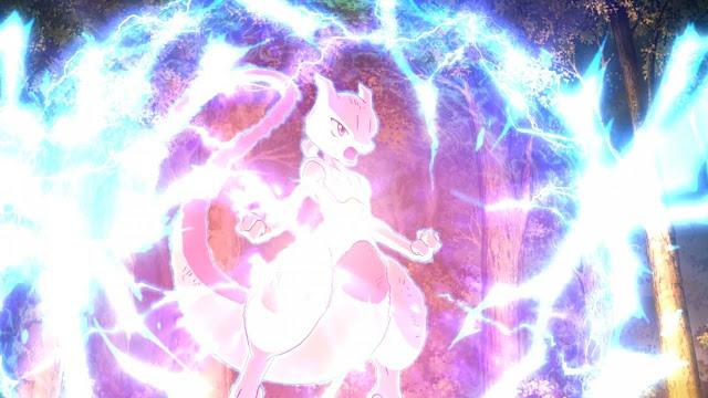 Pocket Monster: El Despertar de Mewtwo - Prologo