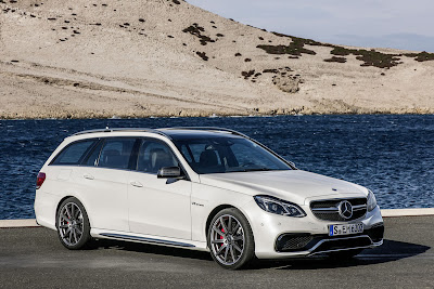 2014 Mercedes-Benz E63 AMG Estate