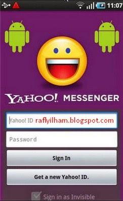 Yahoo Messenger Apk Terbaru