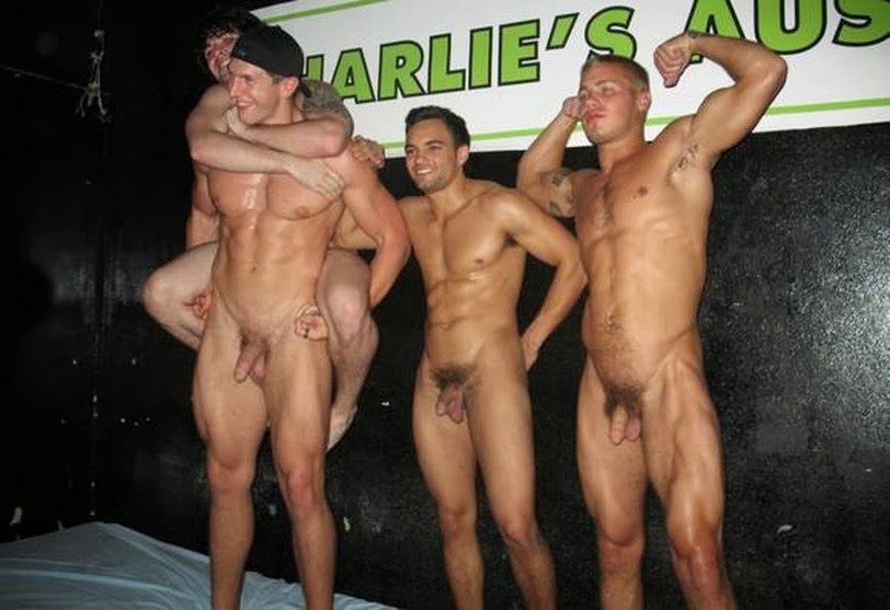 gay dudes strip