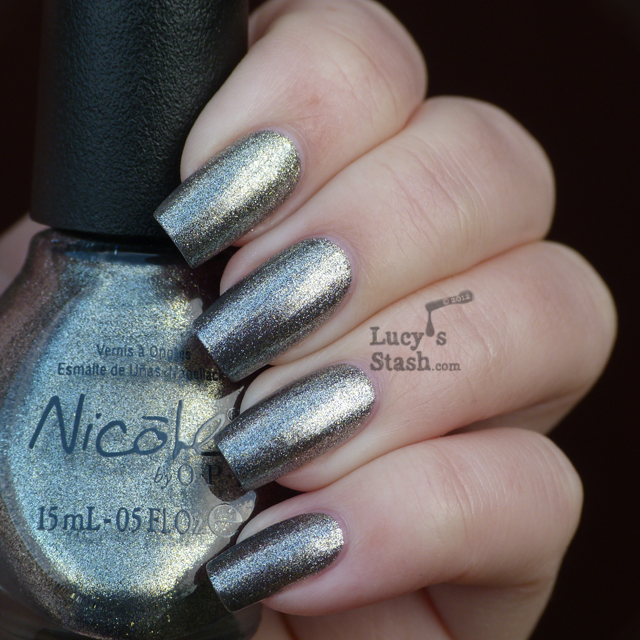 Lucy's Stash - Nicole by OPI A Phil&#8217;s Paradise