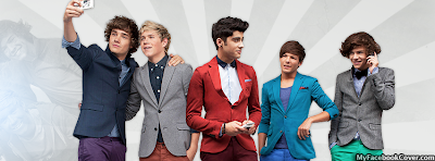 One Direction Facebook Profile Covers