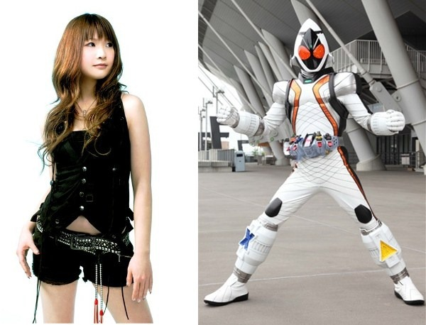 blog en home aktris pemain kamen rider fourze