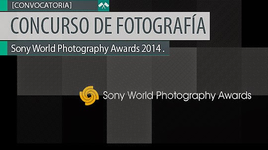 Concurso fotografía. Sony World Photography Awards 2014