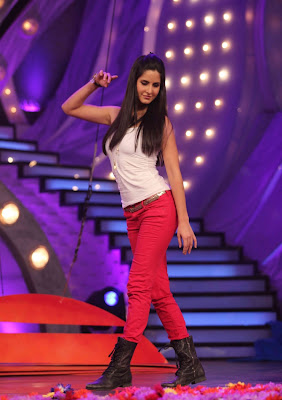 imran katrina on the sets of hrithik just dance movie event wallpapers